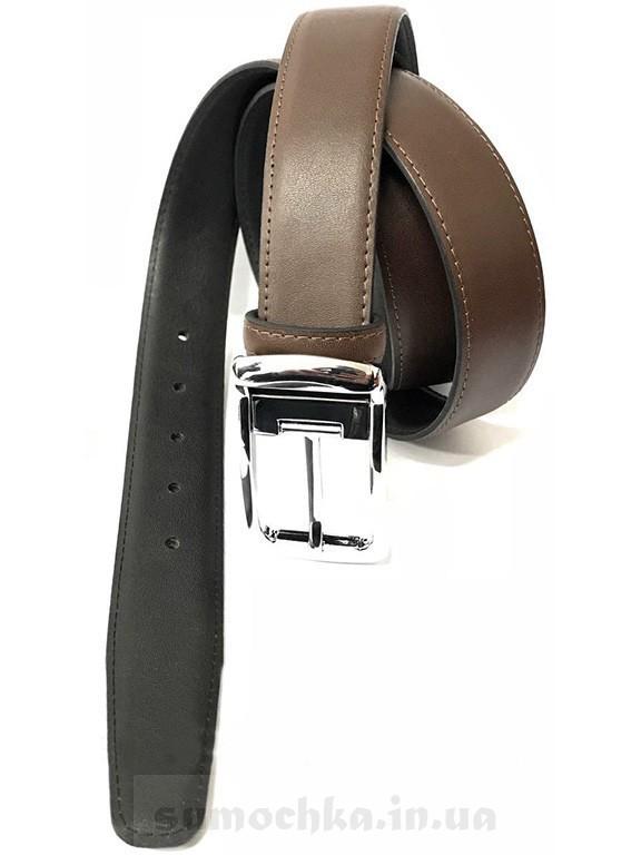 Ремень мужской кожаный 350405