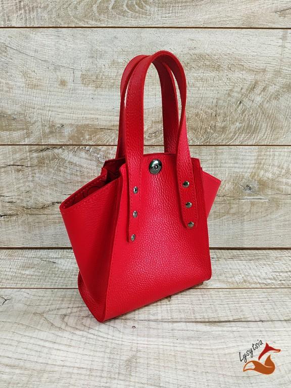 Жіноча шкіряна сумка L02100