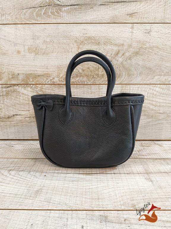 Женская кожаная сумка L02070