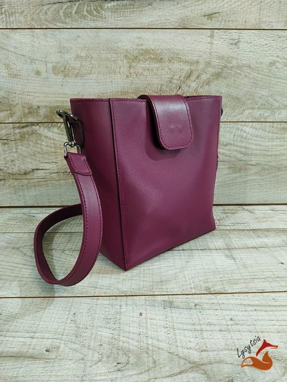 Жіноча шкіряна сумка L02050