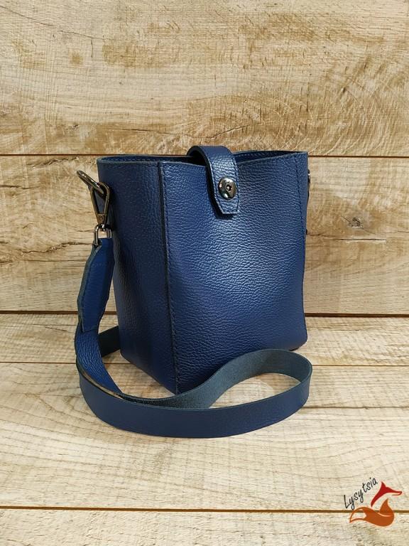 Жіноча шкіряна сумка L02040