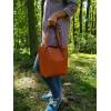 Жіноча шкіряна сумка L02120