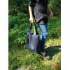 Жіноча шкіряна сумка L02190