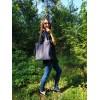 Женская кожаная сумка L02190