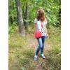 Женский кожаный клатч L01020
