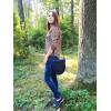 Женская кожаная сумка L02200