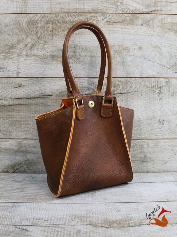 Жіноча шкіряна сумка L02230