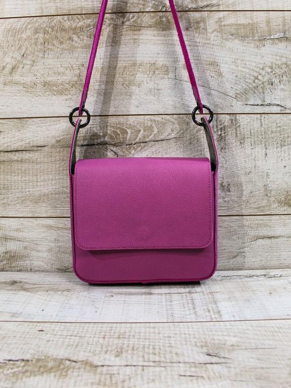 Жіноча шкіряна сумка L02290