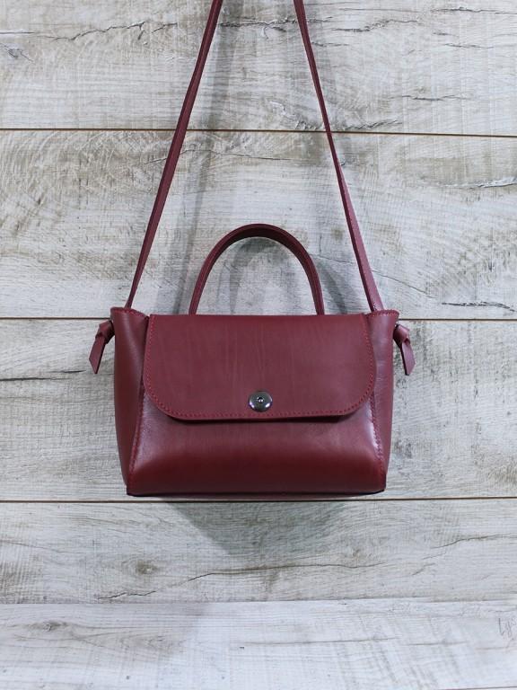 Женская кожаная сумка L02270