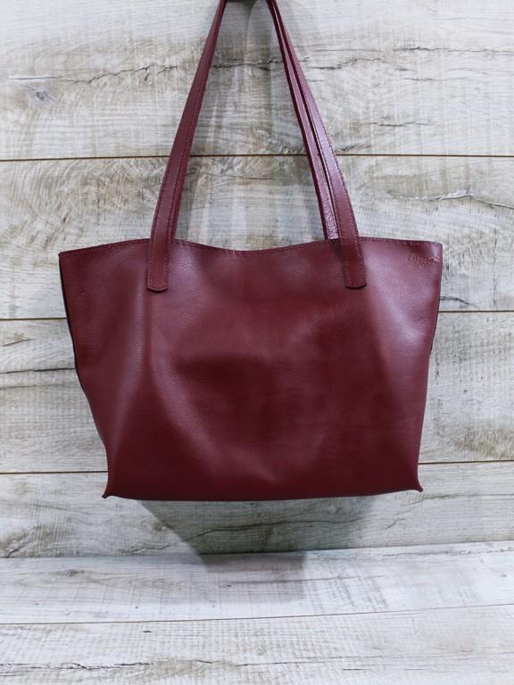 Жіноча шкіряна сумка L02280