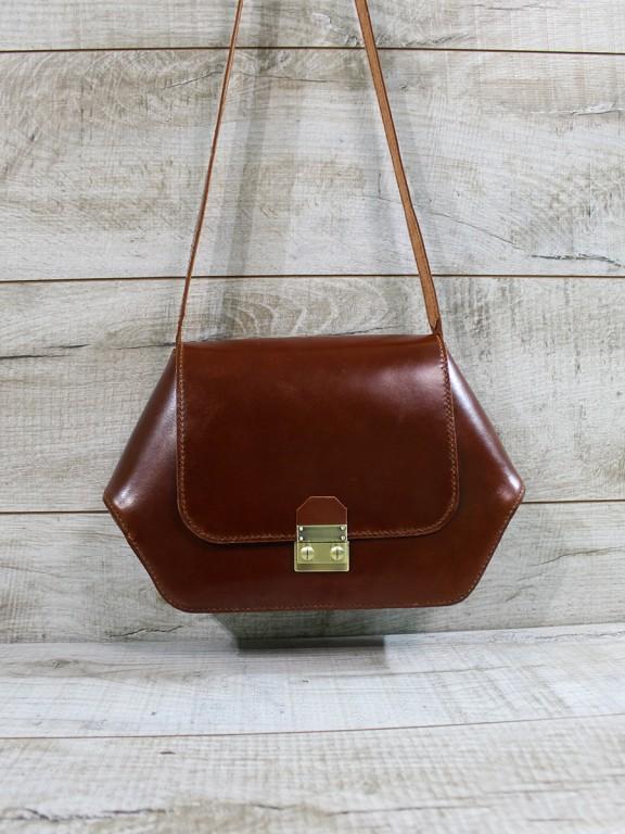 Жіноча шкіряна сумка L02260