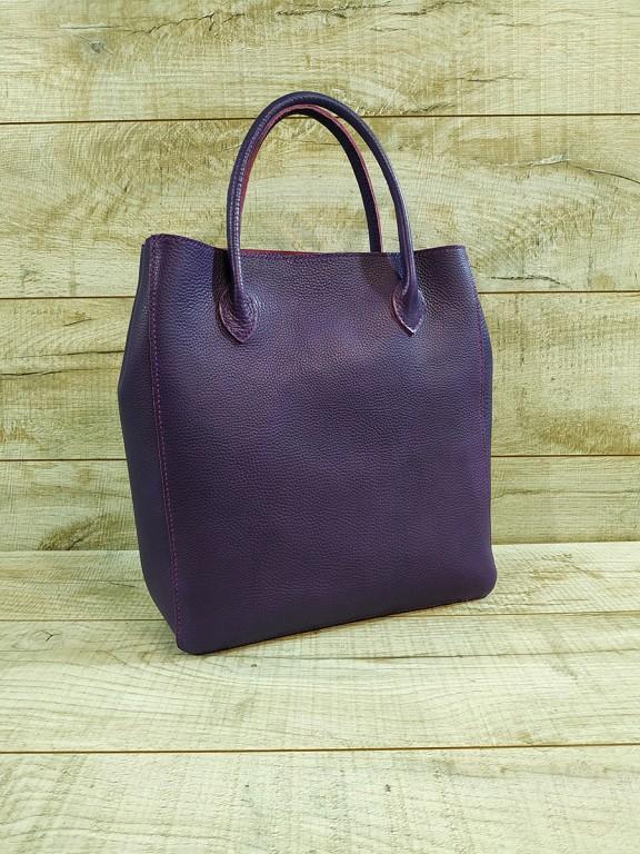 Жіноча шкіряна сумка L02150