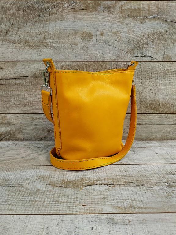 Жіноча шкіряна сумка L02180