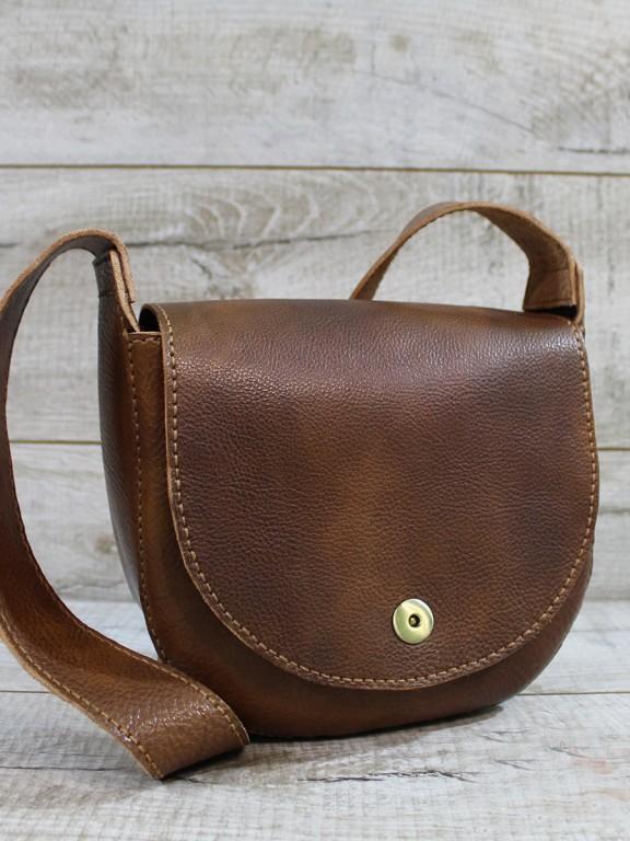 Жіноча шкіряна сумка L02220