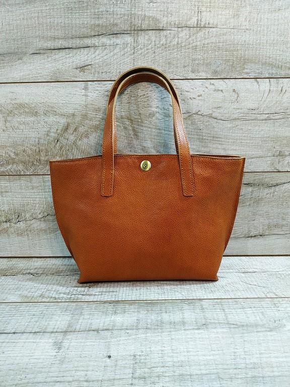 Жіноча шкіряна сумка L02140