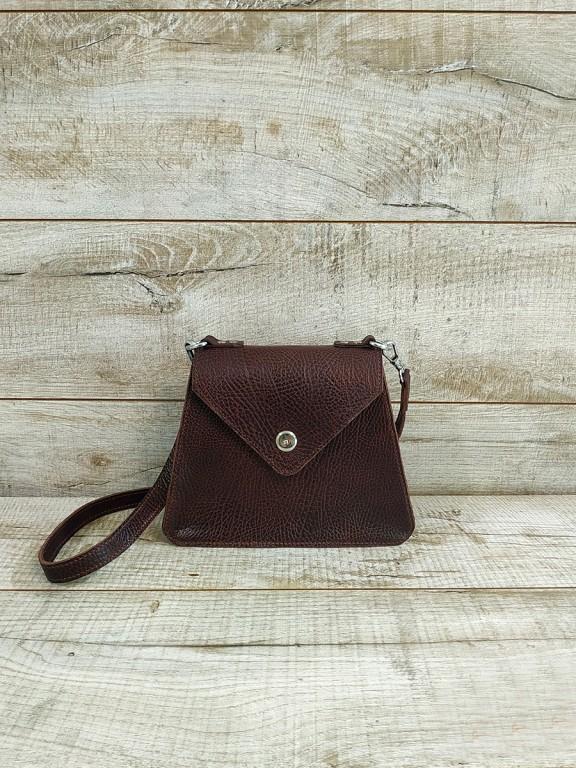 Женский кожаный клатч L01060