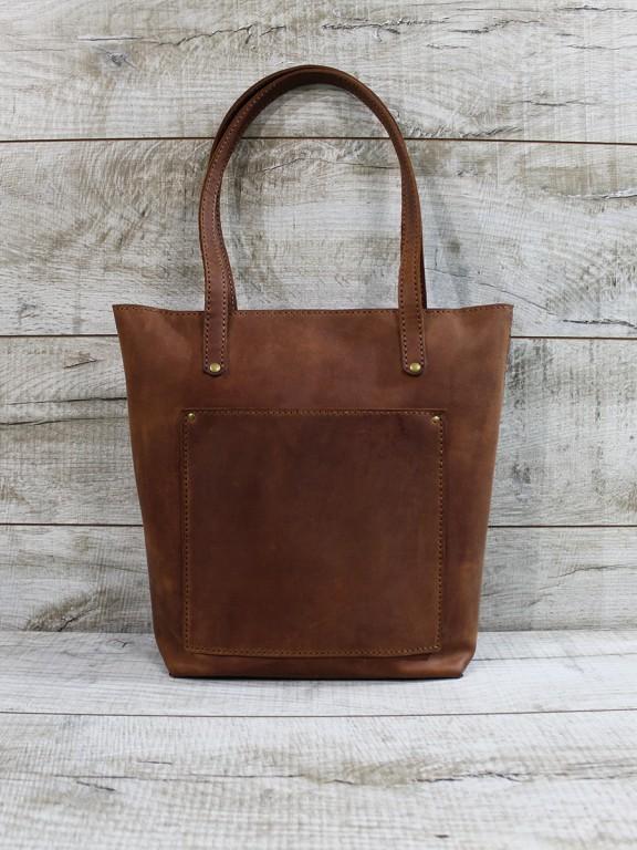 Женская кожаная сумка L02090