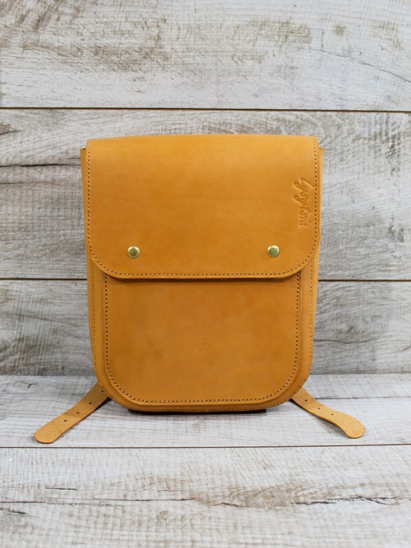 Женский кожаный рюкзак L07011