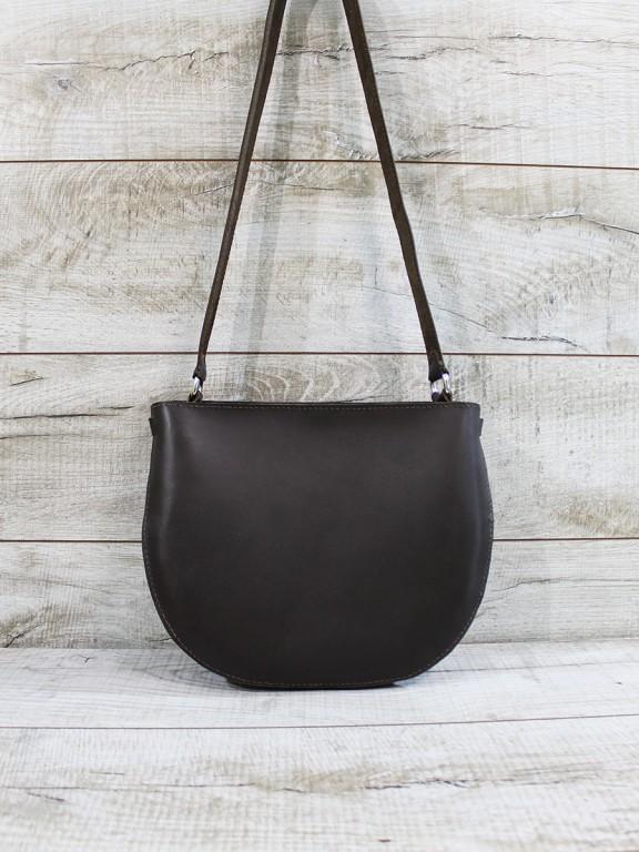 Жіноча шкіряна сумка L02320