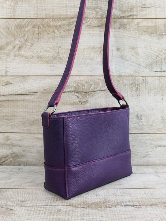 Жіноча шкіряна сумка L02340