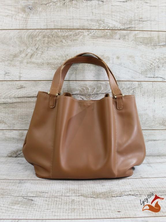 Жіноча шкіряна сумка  L02330
