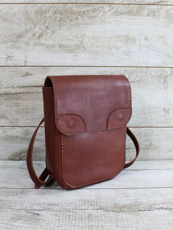 Женский кожаный рюкзак L07010