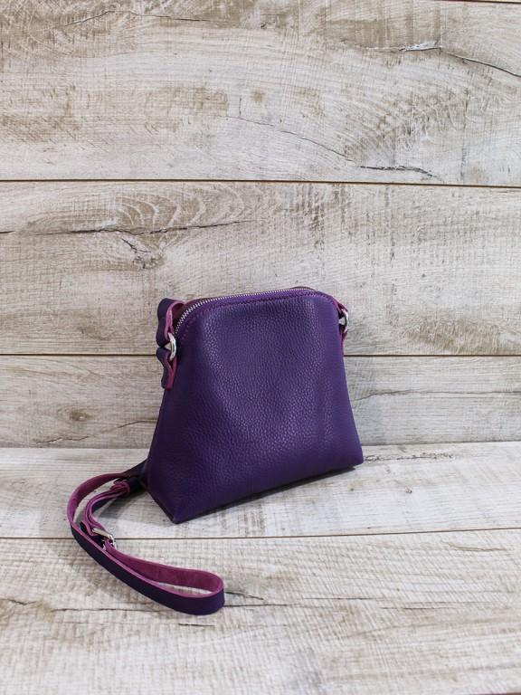 Женский кожаный клатч L01111
