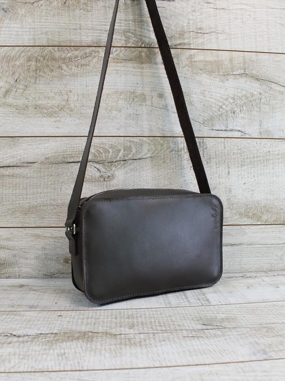 Жіноча шкіряна сумка  L02360