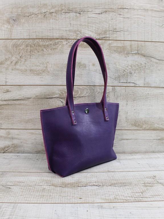 Женская кожаная сумка L02141