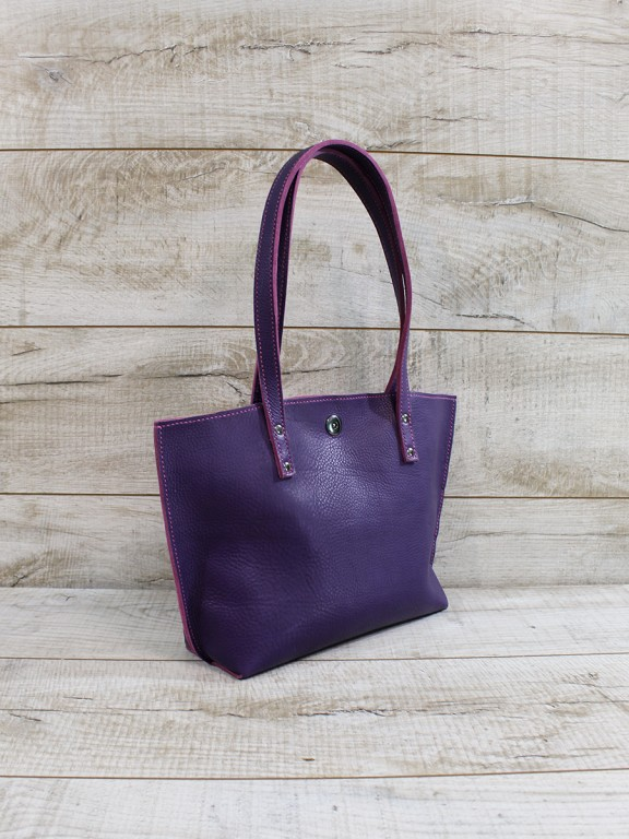 Жіноча шкіряна сумка L02141