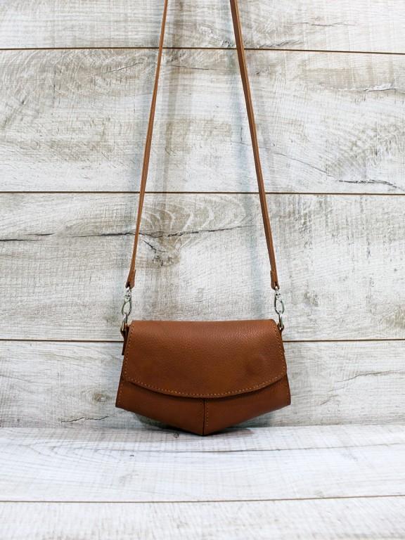 Женский кожаный клатч L01132
