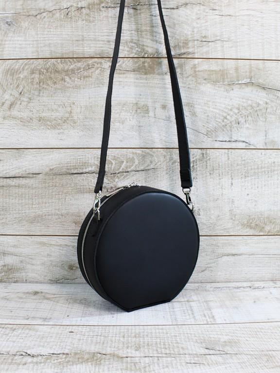 Жіноча шкіряна сумка L02400