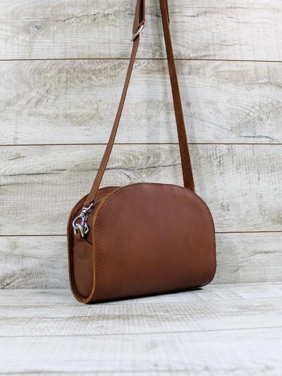 Жіноча шкіряна сумка  L02500