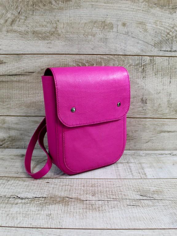 Жіночий шкіряний рюкзак L07012