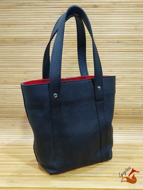 Женская кожаная сумка L02080