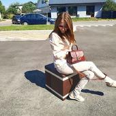 Вишукана шкіряна сумка для стильних натур.  Ми переконані, що кожна жінка, не зважаючи на шалений ритм життя, завжди повинна виглядати ідеально. Саме в цьому допоможуть сумки від бренду LYSYTSIA. Представлена сумка - чудовий варіант як для офісу, так і для недільної прогулянки чи походу в кав'ярню.  💜 💜 💜 💜  #шкірянасумка #сумкаукраїна #сумкиручноїроботи #кожанаясумкаукраина #кожанаясумка #сумкиLYSYTSIA #LYSYTSIA #boyarka #пошивсумок #ручнаяработа #боярка #fashion #стиль #мода #київ #сумкикиїв
