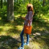 Сонячний день і настрій!  #шкірянасумка #сумкаукраїна #сумкиручноїроботи #кожанаясумкаукраина #кожанаясумка #сумкиLYSYTSIA #LYSYTSIA #boyarka #пошивсумок #ручнаяработа